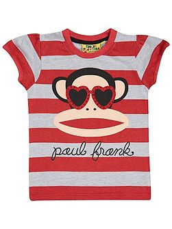 Girls Paul Frank T-Shirt