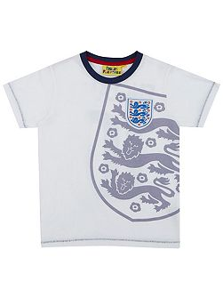 Boys England Badge T-Shirt