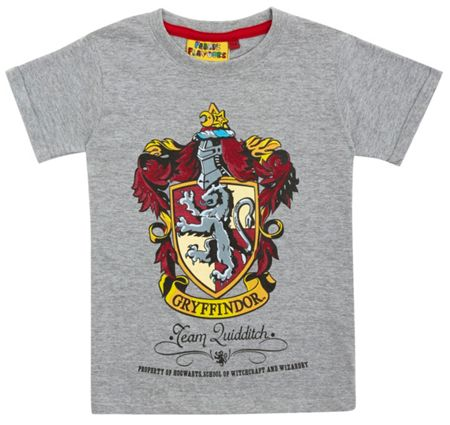Fabric Flavours Boys Harry Potter T-Shirt
