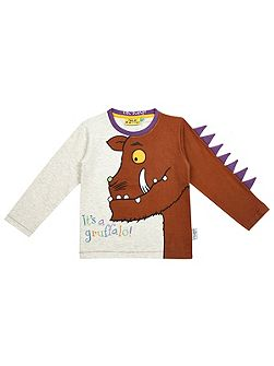 Boys Gruffalo Spike Long Sleeve T-Shirt