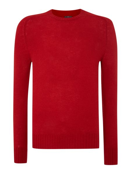 Peter Werth Wilk lambswool crew neck jumper