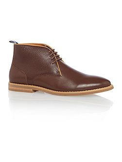 Nesbitt Lace Up Casual Chukka Boots