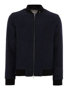 Peter Werth Collins wool bomber jacket