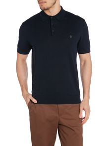 Peter Werth Brooksy Short Sleeve Polo Shirt