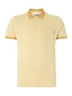 Orwell Stripe Slim Fit Polo Shirt