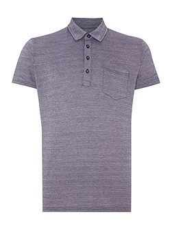 Jacob Check Slim Fit Polo Shirt