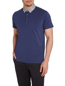 Cameron Plain Slim Fit Polo Shirt