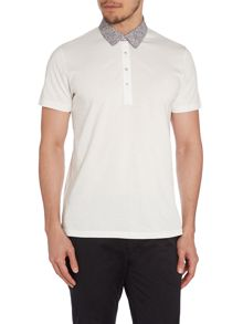 Peter Werth Cameron Plain Slim Fit Polo Shirt