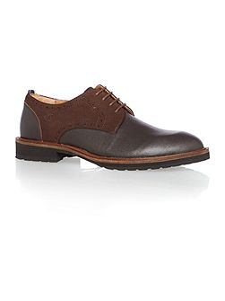 Casual Derby Shoe