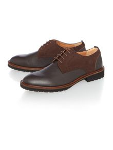 Causual Derby Shoe