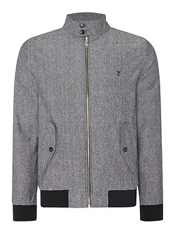 Jay Full Zip Bomber Jacket