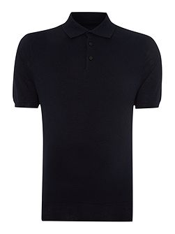 Joey Pattern Slim Fit Polo Shirt