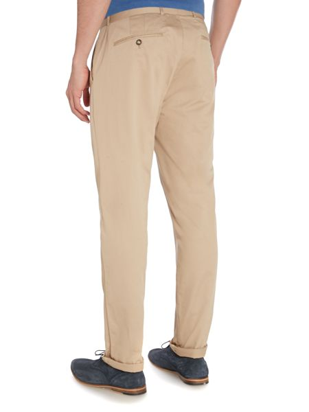 Peter Werth Lamb Straight Leg Chinos