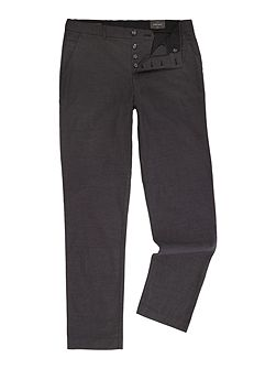 Renshaw Pindot Slim Fit Tailored Trousers