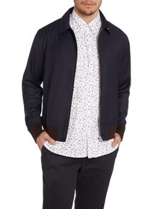 Peter Werth Eckford Full Zip Bomber Jacket