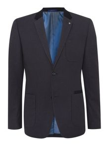 Mills Button Blazer