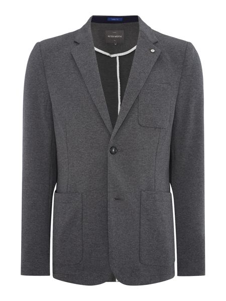 Peter Werth Marl Act Blazer