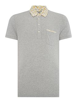 Begin Floral Polo Slim Fit Polo Shirt