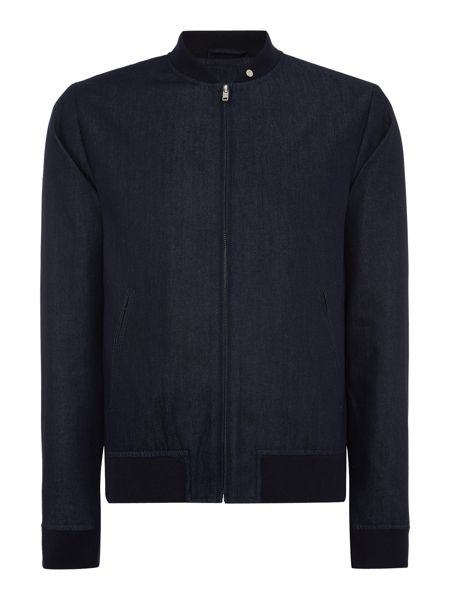 Peter Werth Abel Full Zip Bomber Jacket