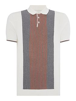 Headly Stripe Polo Slim Fit Polo Shirt