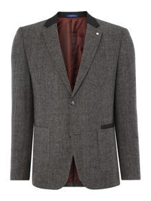 Peter Werth Chamberg Button Blazer