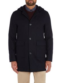 Peter Werth Sould Melton Button Duffel Coat