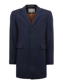 Cropley Button Overcoat