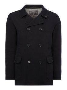 Eastern Alpha Button Pea Coat