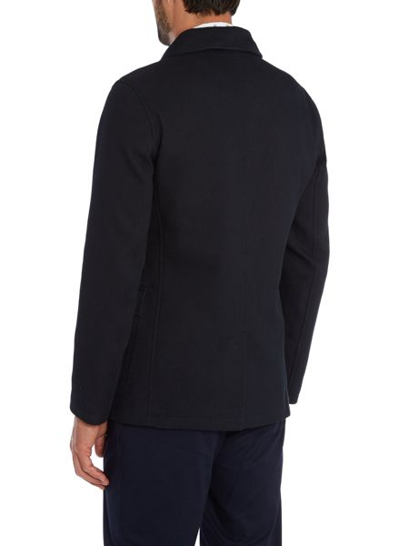 Peter Werth Eastern Alpha Button Pea Coat