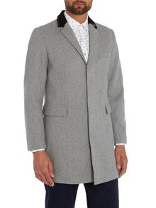 Peter Werth Cropley Trojan London Button Overcoat