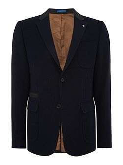 Hayes Button Blazer