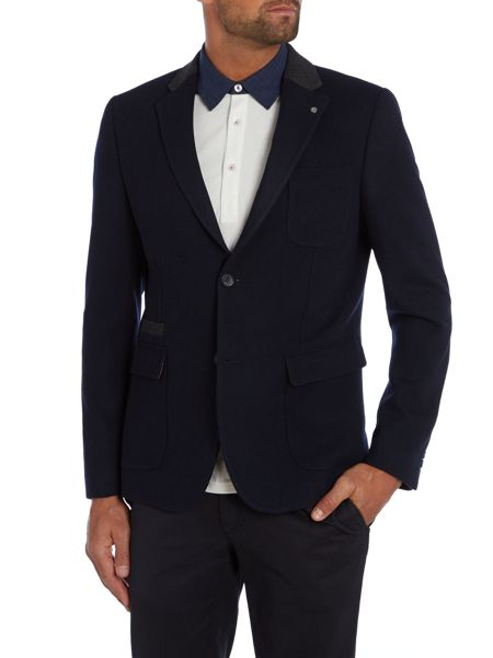 Peter Werth Hayes Button Blazer