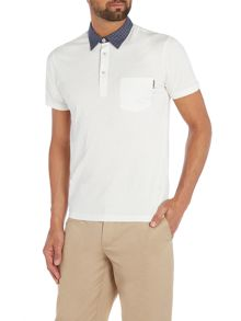 Vantage Plain Polo Slim Fit Polo Shirt