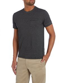 Peter Werth Lazo Stripe Jersey T-Shirt