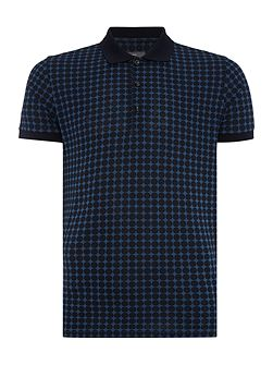 Quest Print Polo Slim Fit Polo Shirt