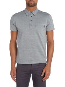 Voyage Check Polo Slim Fit Polo Shirt