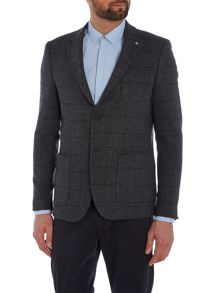 Peter Werth Gating Button Blazer
