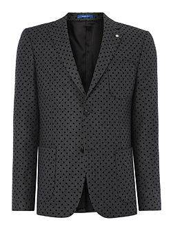 Venere Button Blazer