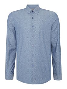 Peter Werth Arlington Polka Dot Shirt
