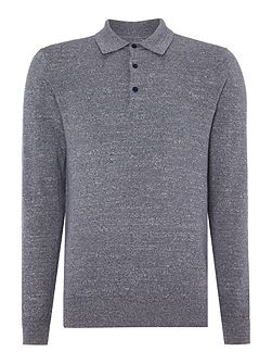 Dentan Long Sleeved Polo Shirt