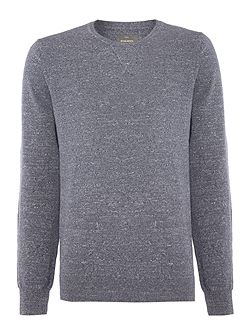 Haven Crew Neck Cotton Jumper