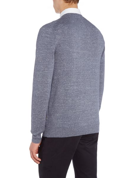 Peter Werth Haven Crew Neck Cotton Jumper