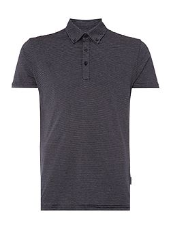 Ravel Dash Stripe Polo Shirt