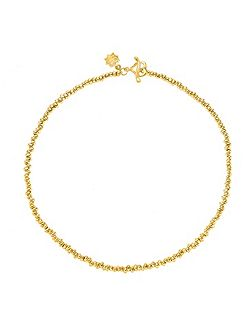 Nomad Gold Nugget Necklace