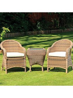 Sicilia rattan furniture 4 seasons garden tea for