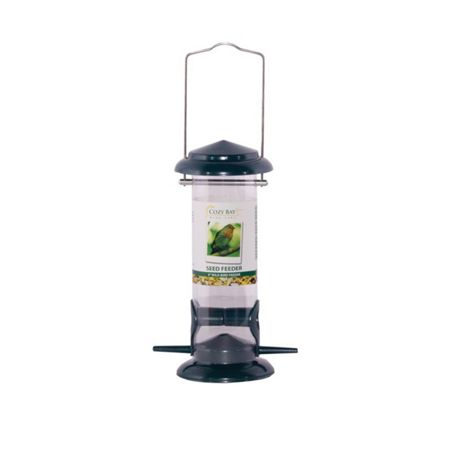 Cozy Bay 9 seed bird feeder