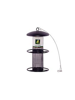 10.6 deluxe peanut bird feeder
