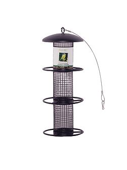 15 deluxe peanut bird feeder
