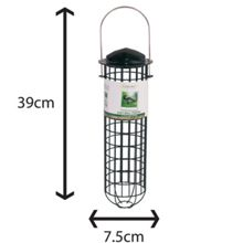 Cozy Bay 12 suet fat ball bird feeder
