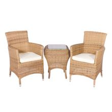 Cozy Bay Hawaii 2 seater rattan Garden Furniture